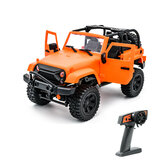 Original              F1 F2 1/14 2.4G 4WD RC Car for Jeep Off-Road Vehicles with LED Light Climbing Truck RTR Model