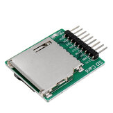 Waveshare® TF Card Holder Storage Module Development Board SPI SDIO