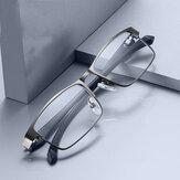 Stainless Steel Men Business Reading Glasses for Reader Mens Presbyopic optical Glasses