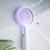 Tapette anti-moustique à lumière UV Rechargeable tueur de moustique électrique portable insecte mouche distributeur de moustique mural