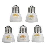 AC110V 45mm 25/40/50/60/75 / 100W E27 Infrarossi ceramici calore lampadina per rettile Pet Brooder