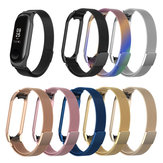 Bakeey Full Steel Milan Colorful Watch Band untuk Xiaomi Mi Band 3 Smart Watch Non-original
