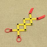 ロボットアームグラバーノベルティのおもちゃはさみ柔軟なおもちゃ
