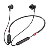 BlitzWolf® AIRAUX AA-NH2 Dual Dynamic Drivers Earphone Wireless bluetooth 5.0 Neckband Magnetic Headset Sports Waterproof Headphone for Samsung for iPhone