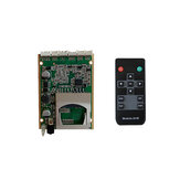 FPV DVR SD Card Dual Memory Module Video Memory Board Support Remote Control for FPV Racing Drone