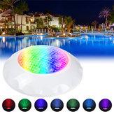 AC12-24V 12W RGB Swimming LED Pool Light Spa luce subacquea IP68 impermeabile lampada