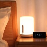 Xiaomi Mijia MJCTD02YL Colorful Bedside Light bordslampa 2 Bluetooth WiFi Touch APP Control Apple HomeKit Siri