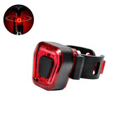 XANES® 14 LED Bike Tail Light USB Rechargeable IPX4 Waterproof 5 Modes Ultra Bright Bike Light Cycling