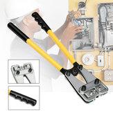 HY-0650 6-50mm² Connecteur de pince à sertir de pince de câble d'outil de pince de sertissage