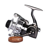 ZANLURE MIN100 1 # / 120M 4.3: 1 Mini Ice Рыбалка Reel Ultra Light Spinning Рыбалка Reel Sea Рыбалка