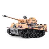 RBR / C 1/18 2.4G Deutschland Tiger Battle RC Panzerwagen Fahrzeugmodelle