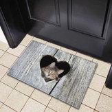 بابحصيرةالكرتونلطيفالقطسجاد المطبخ غرفة نوم السجاد غرفة المعيشة الطابق حصيرة
