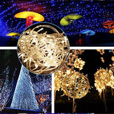 Led Lights String Lights Flashing Party Christmas Decorations Light String 10Meters 100Lights