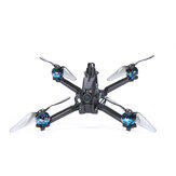iFlight TurboBee 160RS 165 mm wielbasis 4 inch DIY Build Kit FPV Racing Frame Set SucceX Micro V1.5 15A 4IN1 ESC XING 1404 3800KV Motor