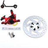 Elektroroller 120mm hintere Bremsscheibe Ersatzteile für XIAOMI Mijia M365 Pro Elektroroller