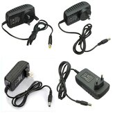 AC100-240V Adapter Konverter Ke 2A 24W Power Supply Untuk Strip LED