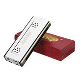 EASTTOP T16-2 16 Holes Harmonica with Two Sides Two Tunes C G Key