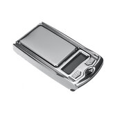 Car Key Portable Digital Pocket Scale 0.01g-100g Mini Silver Jewelry Weighing
