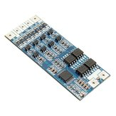 4S 14.8V 8A Li-ion Lithium Single 18650 Battery PCB Protection Board With Balance Function