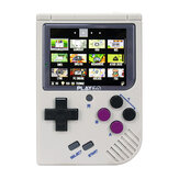 PLAYGO 8GB 1000 Games 2.4 inch HD Display Handheld Game Console Ondersteuning PS1 NES SFC MD GBA GBC GB Games Player