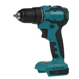 2-Speed Brushless Electric Drill 10/13mm Chuck Rechargeable Electric Screwdriver for Makita 18V Battery