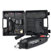 60 Stks Elektrische Polijsten Grinder Rotary Tool Kit 12 V Power Boor Machine & Accessoires