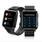 [Lokale muziek afspelen] Bakeey F30 Bluetooth-oproep 1,54 inch Full-touch horloge Hartslag Bloeddruk Zuurstofmonitor Smart Watch