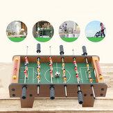 50x25x12.5cm Jogo de mesa de futebol De madeira Jogo de futebol De mesa Esportes de pebolim Esportes Atividades em família
