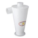 Fai da te bianco SN50S3 antipolvere 50mm turbo Cyclone collettore di polveri Cyclone separatore Industrail set di filtri per aspirapolvere