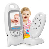 2.4Ghz Wireless Baby Video Monitor Two-way Talk 2.0 Inch with LCD Screen Night Vision
