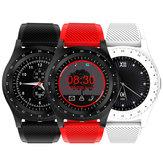 BakeeyL91.39inchMTK6261DLettoremusicale GSM Telefono chiamata TF Card Estendere fotografica Smart Watch