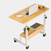 Tavolino da scrivania regolabile in altezza Letto domestico Misura S / L smontabile