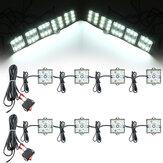 12V 60 LED Super Bright Carico Luci interne per rimorchio per barche lampada Marine