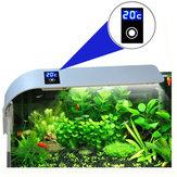 Loskii PT-08 Aquarium Fish Tank LED Lumière 15W 5730 Lampe Économie D'énergie UE Plug Aquatique Éclairages Bar