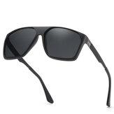Óculos de sol polarizados KDEAM Proteção solar Armação grande Óculos Confortáveis Silicone Óculos de sol para esportes para viagens ao ar livre e para dirigir