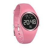 XANES T5E LCD Screen IP68 Waterproof Smart Watch Pedometer Calorie Count Sports Fitness Smart Bracelet