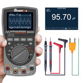 تمت ترقيته MUSTOOL MDS8207 ذكي 2 في 1 رقمي 40 ميجاهرتز 200Msps / S راسم الذبذبات 6000Counts True RMS Multimeter