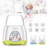 Automatic Thermostat Dual LCD Baby Bottle Milk Warmer 2 In 1 Milk Heater Milk Bottle Sterilizer Multi-function Cooking Supplies