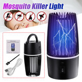 DC5V 5W Electric Fly Bug Zapper Mosquito Light Insect Killer LED Trap Pest Control Night Lamp