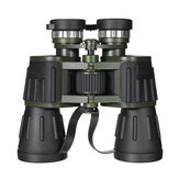 50X60 Outdoor Tactical Handheld Binocular HD Optic Day Night Vision Telescope Camping Travel