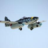 Dynam Me 262 Twin 70 mm EDF Jet 1500 mm spanwijdte EPO RC vliegtuig PNP