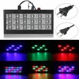 18w RGB голос автоматического управления LED этап стробоскоп проектор для клуба диско KTV