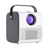 Original              [EU Plug] BlitzWolf® BW-VP5 Portable LCD Projector 3800 Lumens 1280*720P HD Multimedia bluetooth V4.0 Projector with 3W*2 Speakers Home Theater Projector Beamer