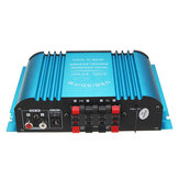 360W DC 12V Digital Audio Stereo Amplifier 4CH USB SD FM + Remote Control