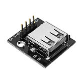 USB to Pin Module USB Interface Converter Board Geekcreit for Arduino - products that work with official Arduino boards