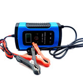 Chargeur de voiture Batterie de 110-220V 12V 6A Maintainer intelligent chargeant Batterie