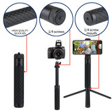 LEDISTAR Extension Rod Selfie Stick 15.7cm-57.2cm for GoPro Tripod Gimbals Smartphone Action Cameras
