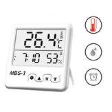 Loskii Digital Large Screen Weather Station Indoor Igrometer Termometro Orologio