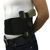 Concealed Waist Gun Holster Belt Left&Right Hand For Women Men Gun Accessories Glock Running