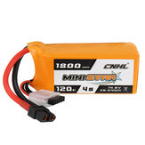 CNHL MINISTAR 14.8V 1800mAh 120C 4S Lipo Battery XT60 Plug for RC Racing Drone